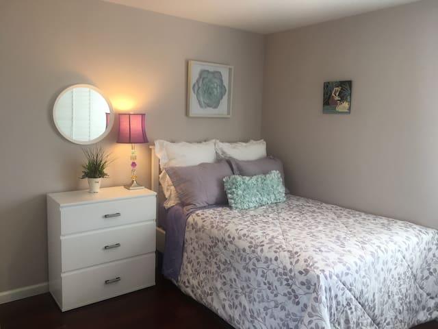 Sunny Cozy Bedroom