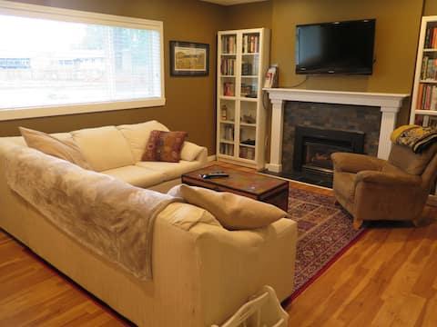 5 Poplars Guest Suite