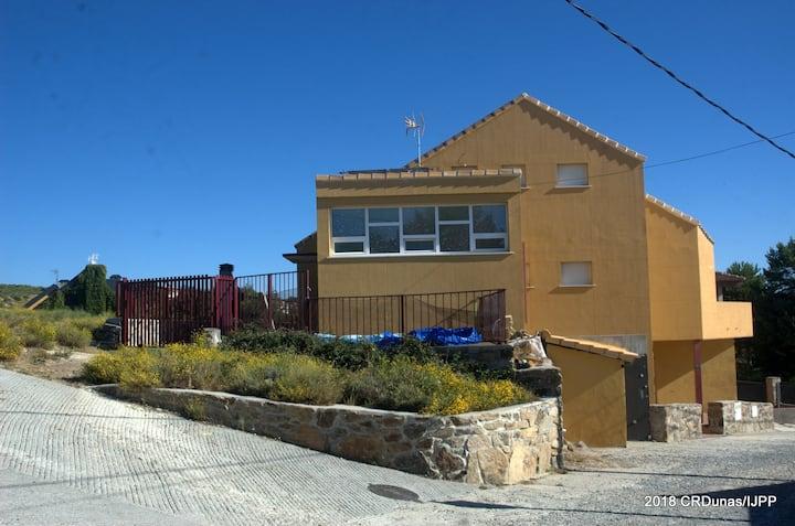 Casa Rural en la Sierra de Madrid