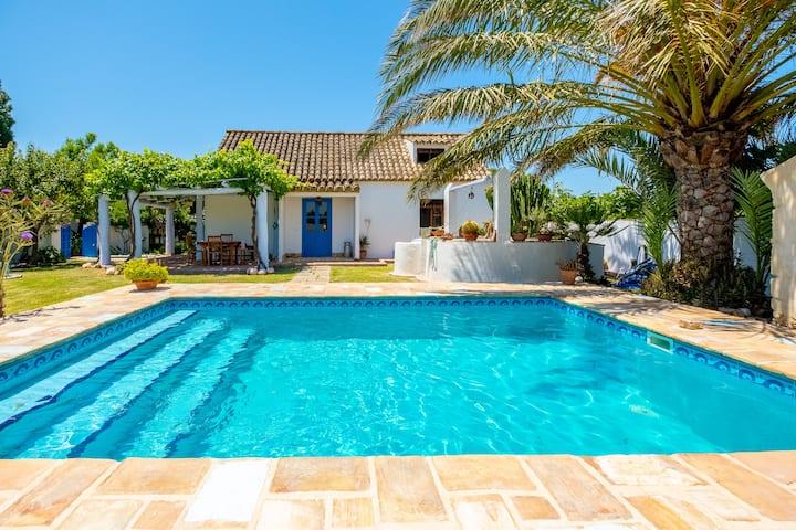 Beautiful holiday home near the beach - Cortijo del Huerto