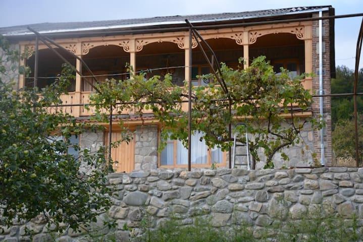 Guest House Sabue/Akhmeta - Kakheti - Wohnung