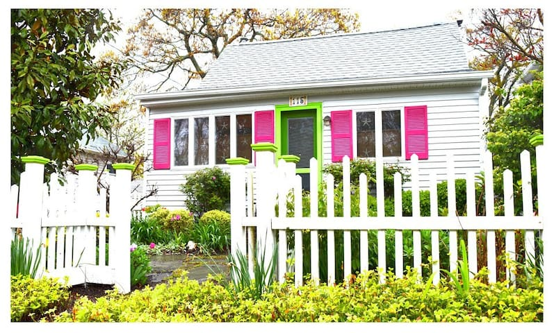 2 Bedrm Cozy Charmer, Steps To Bay - Cape May - House