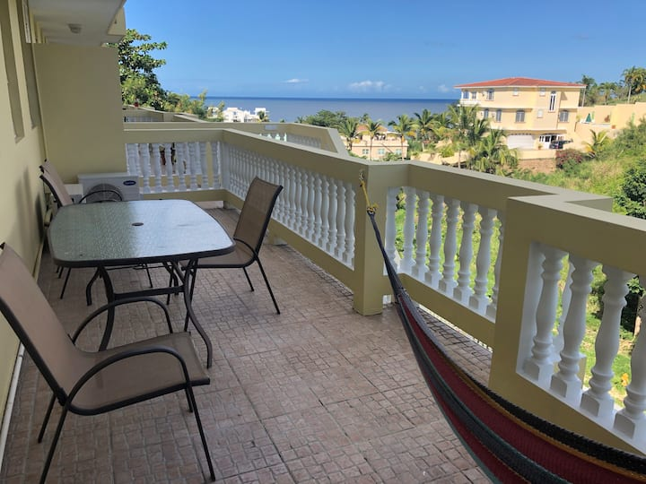 Comfy Oceanside Apartment in Puntas area of Rincon