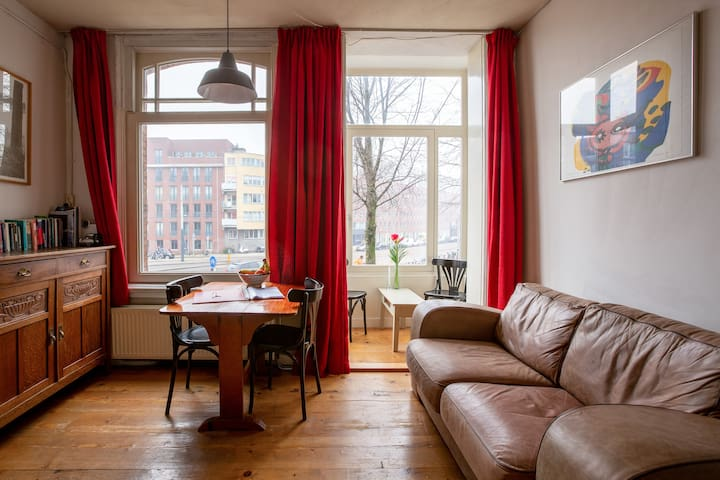 Nice apartment in center of Amsterdam