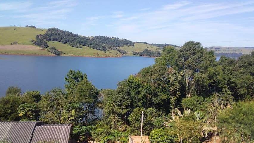 Casa no ALAGADO ( Paraíso junto à natureza).