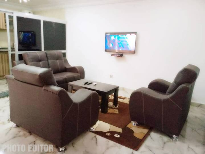 Kings Luxury Apartment (1 bed Penthouse)