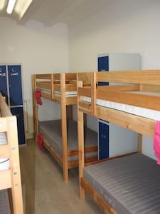 Dormitorio compartido 10 plazas Valderrobres - Bed & Breakfast
