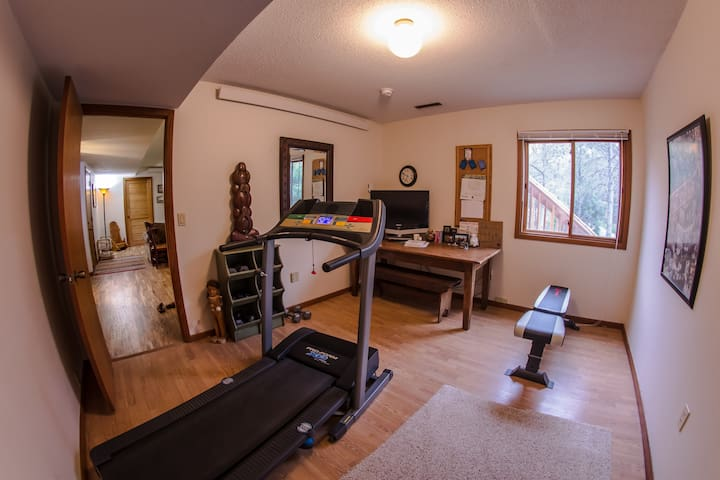 Exercise Room Mid-Level