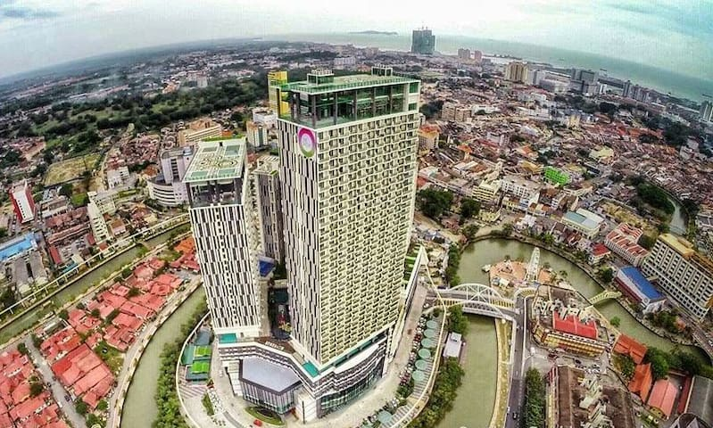 Heritage City The Shore @ Malacca River 马六甲世界文化遗产