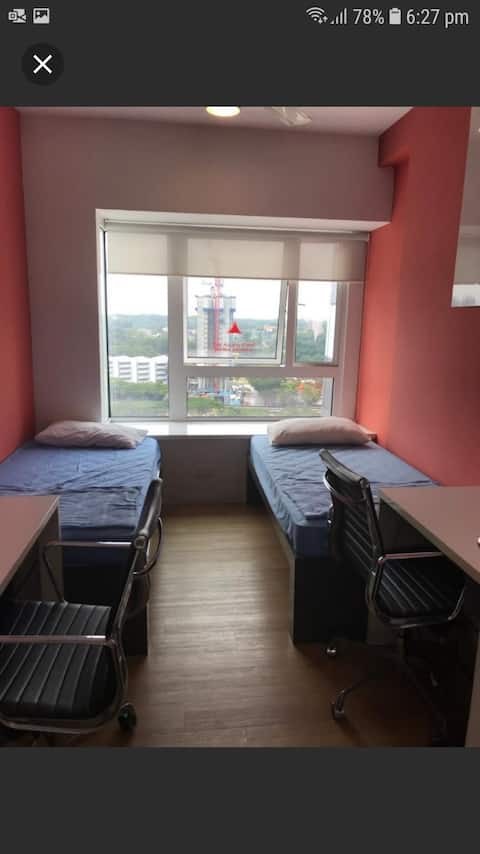 Modern Student Dorm(STUDENT PASS HOLDERS ONLY)