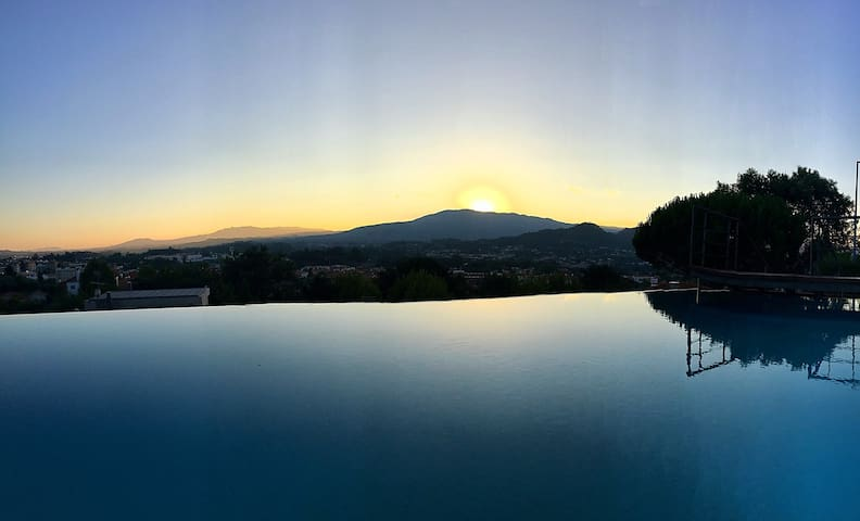 Relaxing House with Views || Ponte de Lima