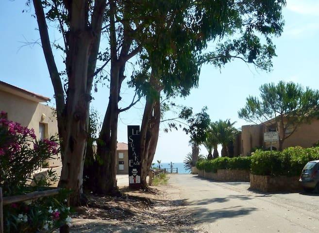 Affitto appartamento vista mare in Corsica - Linguizzetta