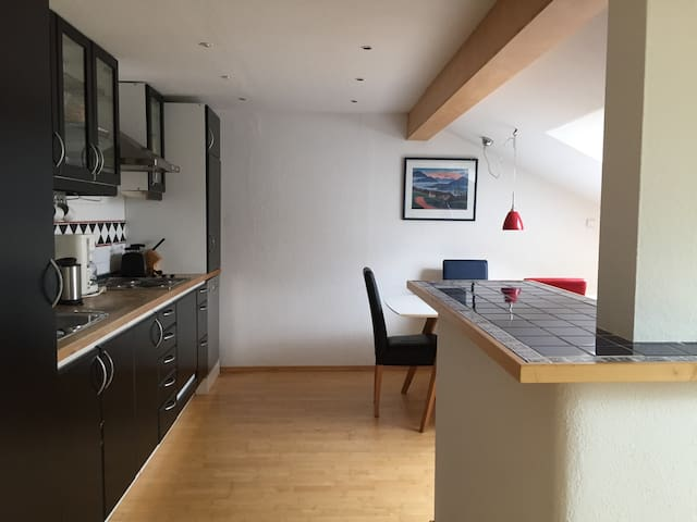 Bright and Cosy Apartment in Walchensee