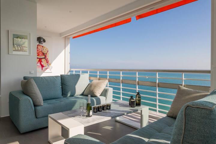 Apartamento de lujo con vistas al mar (Levante)