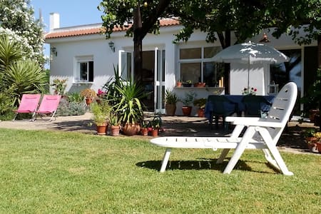 Room in rural house close to beaches & pine forest - Chiclana de la Frontera - Casa
