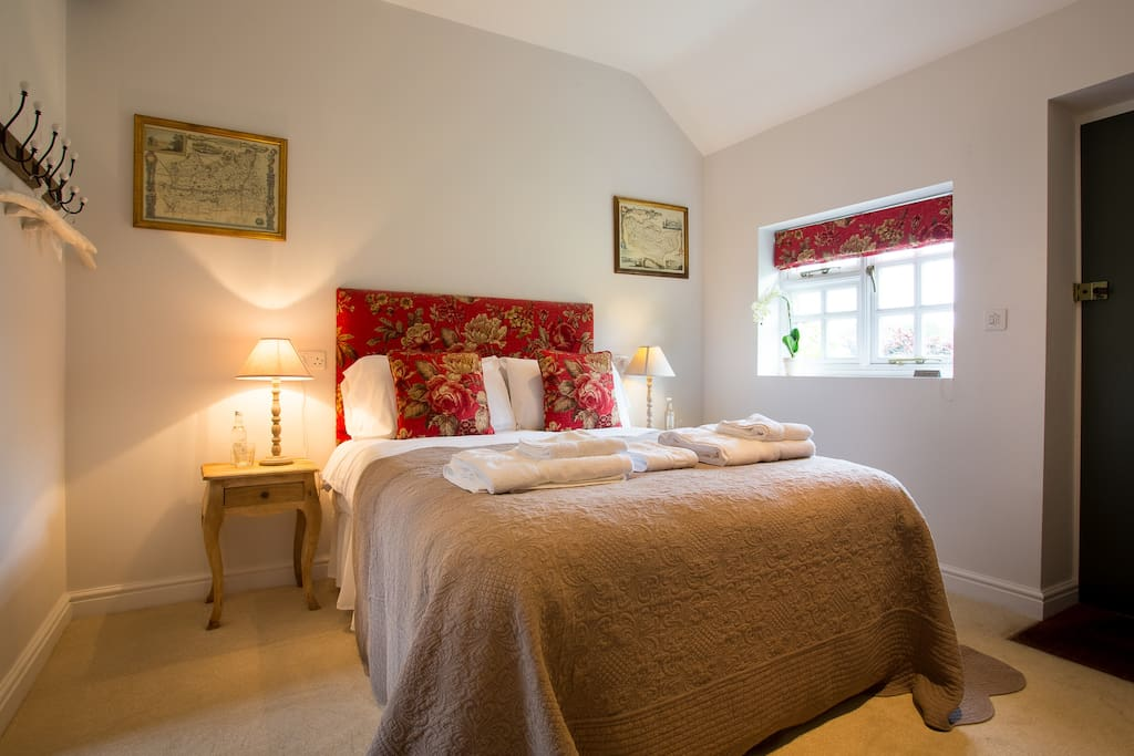 Try our comfy double beds