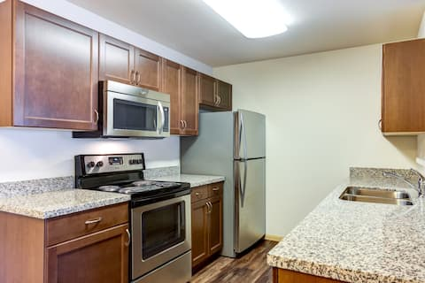 Homey place just for you | 1BR in Williston