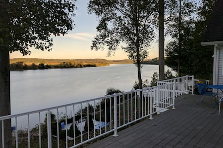 Ohio River Retreat