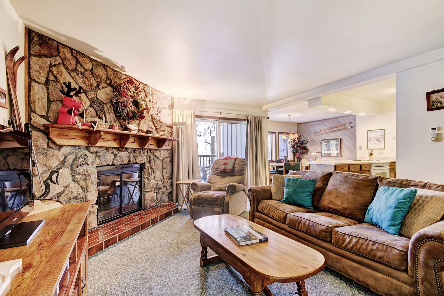Park Place is located in a perfect setting--close to town & the slopes