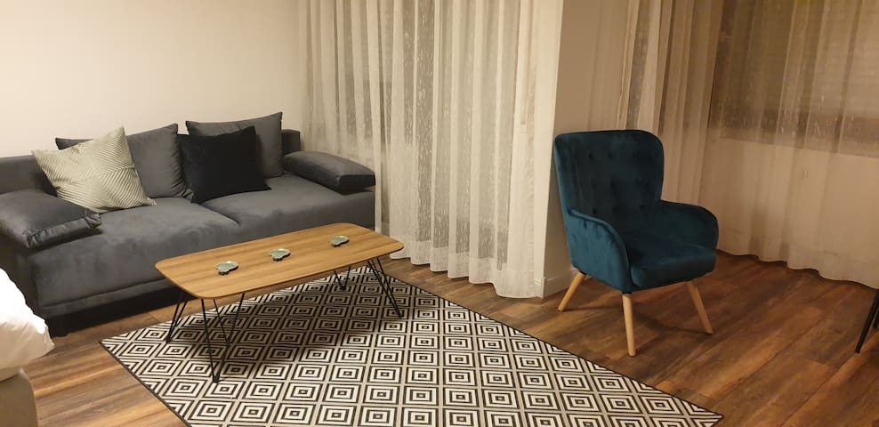 Cozy & chic 1-room apartment in Heilbronn