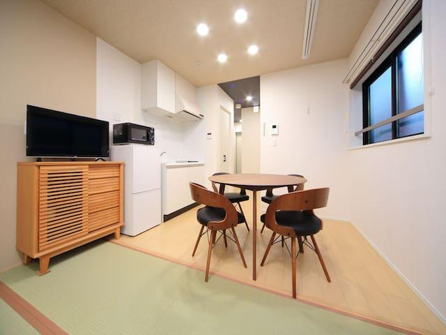 Private studio in Nakano, 4 min to Shinjuku, WiFi