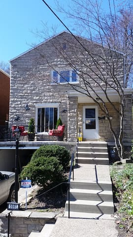 Renovated House in Point Breeze - Pittsburgh - Rumah