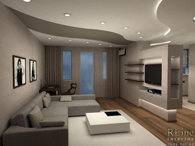 Квартира в районе перспективный - Stavropol' - Apartment