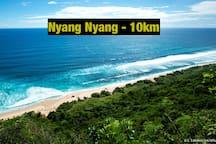 Nyang Nyang - 10km