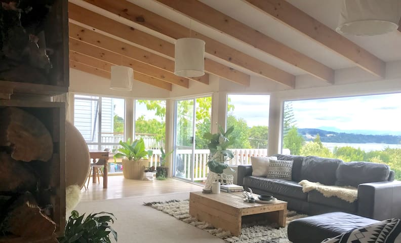 MAHURANGI - AN OPEN HEAVEN - Snells Beach - House
