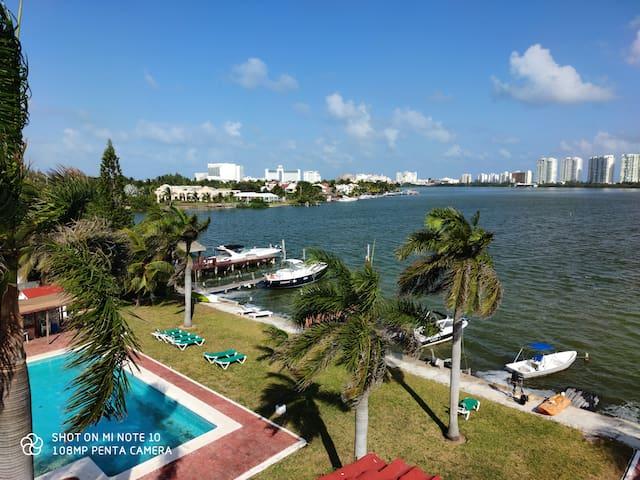 Cancun casa Familiar!!