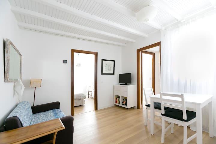 APARTAMENTO BIEN COMUNICADO Y REFORMADO - Madrid - Flat