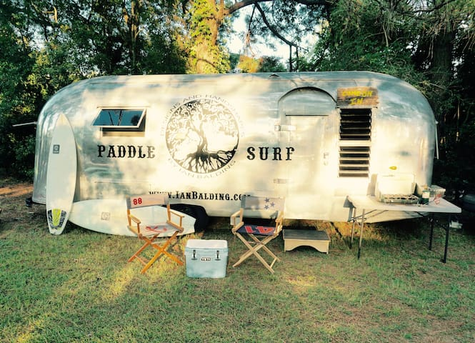 Airstream Rental & Delivery / Glamping Adventure!