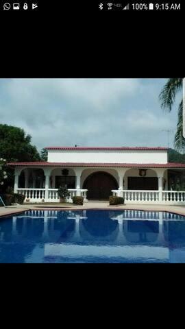 Pacefull villa
