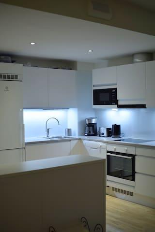 Brand new apartment in the middle of Helsinki - Helsinki - Huoneisto