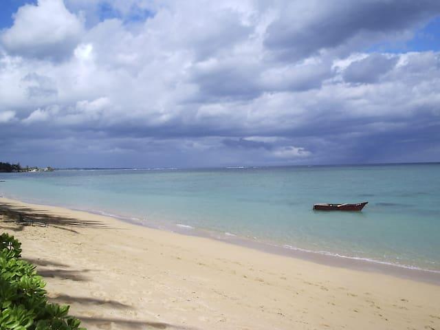 Punaluu Beach Condo - Hauula - Wohnung