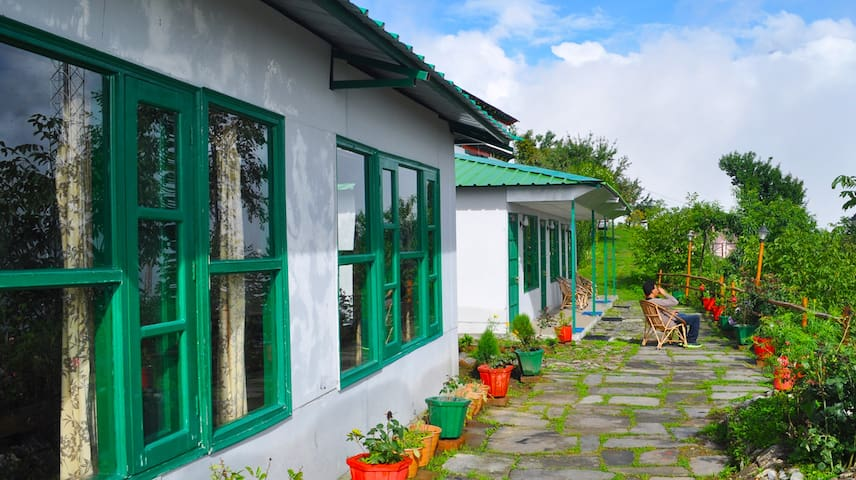 Himalayan View Room | Auli