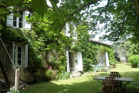 La maison du Goupillou (Périgord-proche Brantôme)