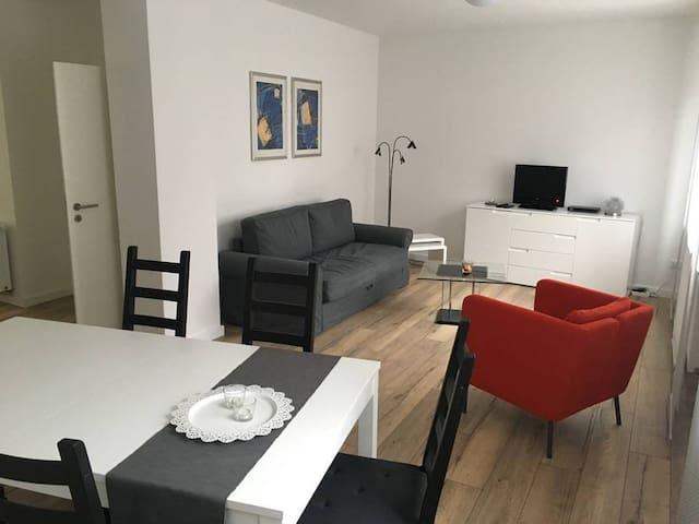Modernes Appartement im Gästehaus
