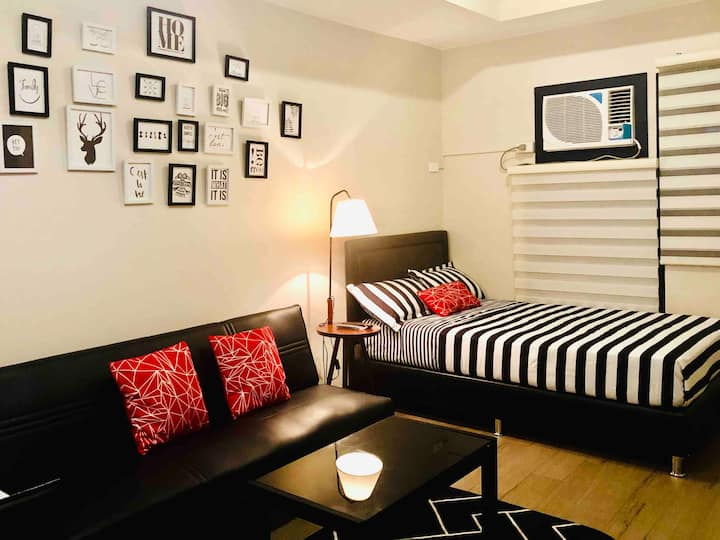 Cozy Condo in Cubao