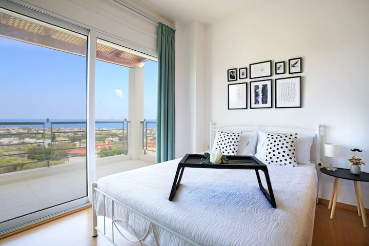 Villa Pelagos View, 4 bedroom, sea view