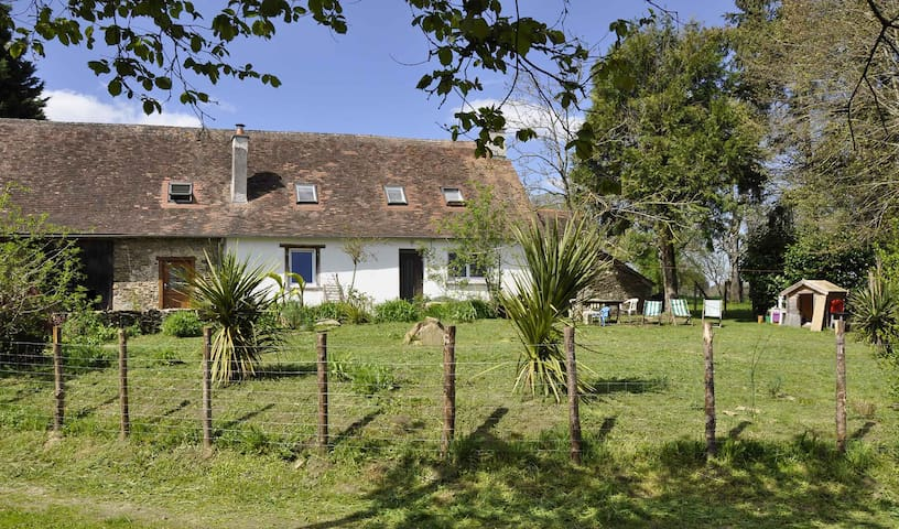 Maison de campagne familiale - Jumilhac-le-Grand