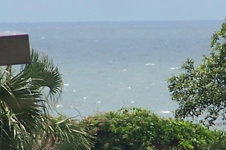 Oceanview Condo -overlooks pool/100 yards to beach