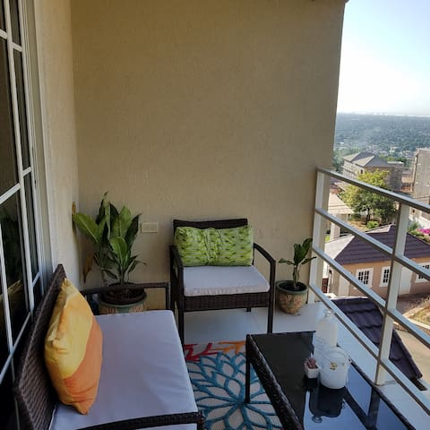 Brand New 1BR with Spectacular Views of Kingston