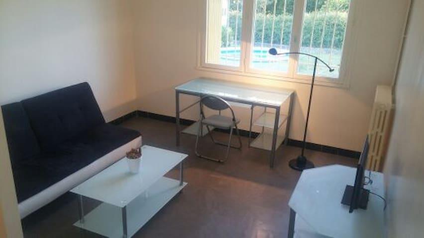 Chambre privé + jardin - Saint-Orens-de-Gameville - House