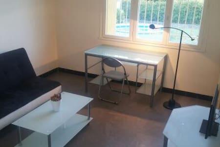 Chambre privé + jardin - Saint-Orens-de-Gameville