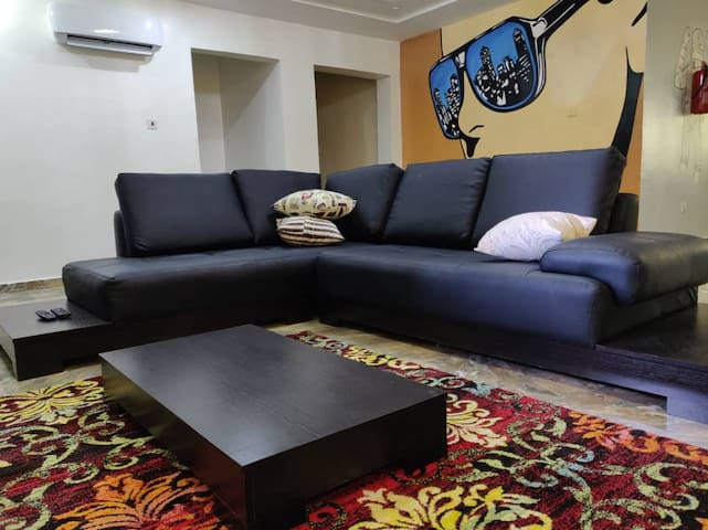 Modern Lagos 3bed apartment with Love