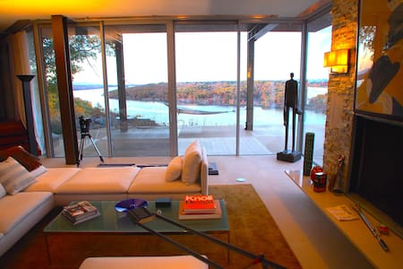 Hudson River Masterpiece - Highland - Villa - 2