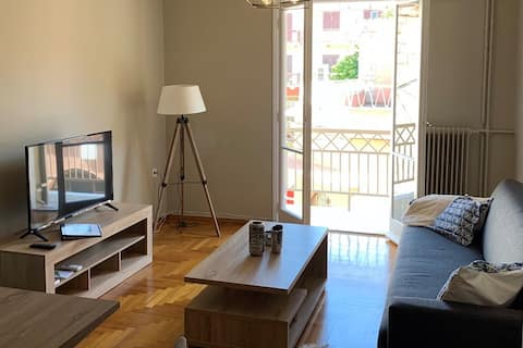 Maison Nafplio, шикарная квартира в старинном городе