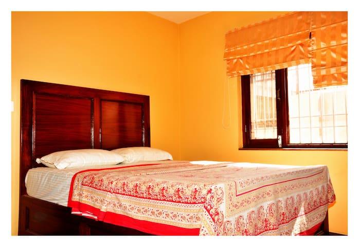 (Makalu Room) @Monkey Temple Adventure Inn