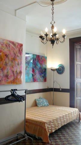 Art-Room in the Old Town - Palma de Mallorca - Huis